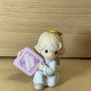 precious moments figurines There Is No Wrong Way